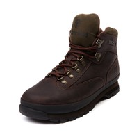 Mens Timberland Leather Euro Hiker Boot