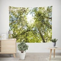 Sequoia Forest Canopy Wall Tapestry - 4 Sizes