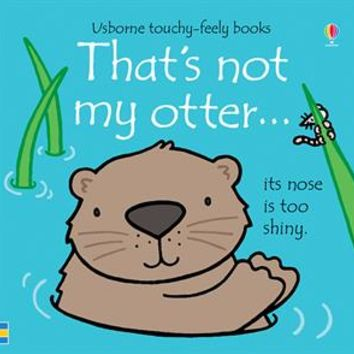 Usborne Books & More. That's Not My Otter