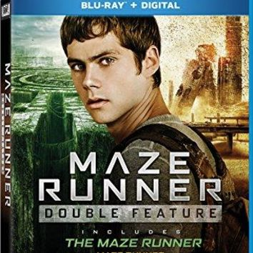 Will Poulter & Dylan O'Brien - Maze Runner 1-2 dhd