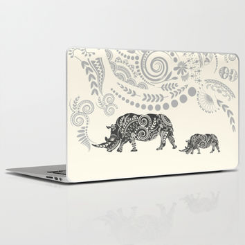 Rhino Laptop & iPad Skin by Famenxt