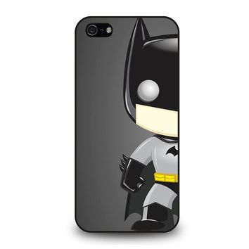 BATMAN KAWAII iPhone 5 / 5S / SE Case