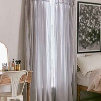 Plum & Bow Gathered Voile Curtain
