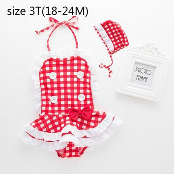 Children'S Swimsuit Girls Swimming Clothes Girls Baby Girl Swimwear Little Girls Swim Swimsuits For Children Clothes