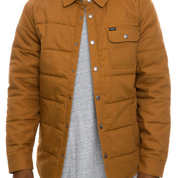 The Cass Jacket in Copper