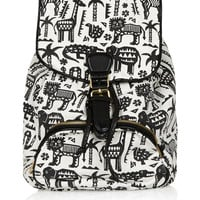 Safari Zoo Backpack - New In This Week - New In - Topshop