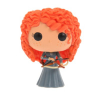 Disney Pop! Brave Merida Vinyl Figure