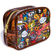 Sanrio Tokidoki X Hello Kitty Summer Safari Pouch Multi One
