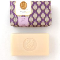 Fig & Honey Shea Butter Bar Soap