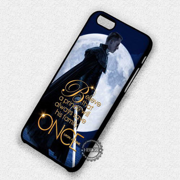 Believe Prince Charming Once Upon A Time - iPhone 7 6 5 SE Cases & Covers