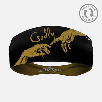 Godly Gold Headband