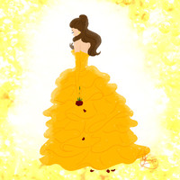Tale as old as time Art Print by Tella
