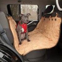 Kurgo Stowe Pet Car Hammock & Bench Seat Cover