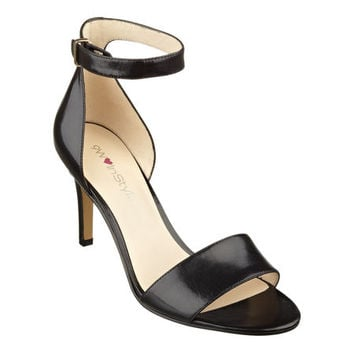 Nine West: Izzy Ankle Strap High Heels
