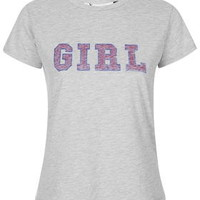Girl Gang Tee By Tee And Cake - Brands at Topshop - Clothing