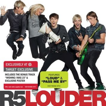 R5 - Louder - Only at Target