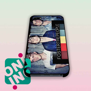 Foster The People iPhone Case Cover | iPhone 4s | iPhone 5s | iPhone 5c | iPhone 6 | iPhone 6 Plus | Samsung Galaxy S3 | Samsung Galaxy S4 | Samsung Galaxy S5