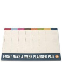 Bob's Your Uncle Shop - 8 Days-a-Week Planner Pad