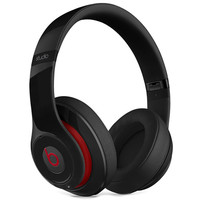 Beats By Dre Studio 2 Headphones Black One Size For Men 23141410001