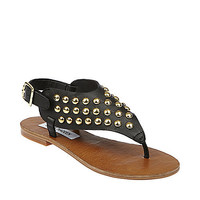 Steve Madden - INDDIE BLACK LEATHER