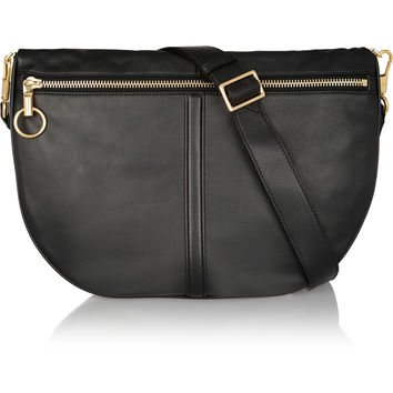 Elizabeth and James - Scott Moon leather shoulder bag
