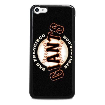 SAN FRANCISCO GIANTS 2 iPhone 5C Case Cover