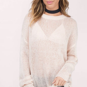 Penelope Oversized Sweater