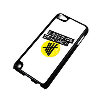 5 SECONDS OF SUMMER 2 5SOS iPod Touch 5 Case