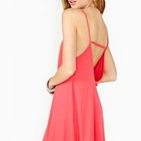 Shore Thing Tank Dress