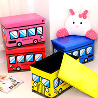 Leather Storage Fashion Home Cartoons Stylish Waterproof = 4877830148