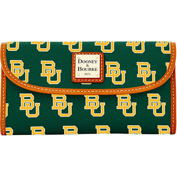 Baylor University Dooney & Bourke Clutch Continental