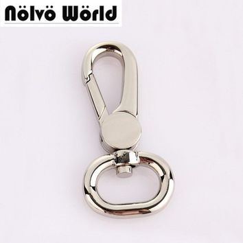 "Inside for 20mm(3/4"" inside) trigger snap hook swivel snap hooks hardware hook clasp,high quality dog leash metal accessories"
