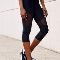Free People Cut Out Capri Legging