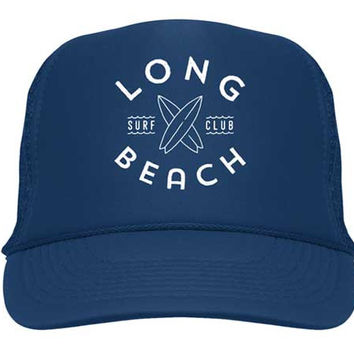 Long Beach Surf Club - Navy