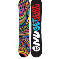 GNU Forest Bailey Pickle PBTX Snowboard 153 2013 - Mens