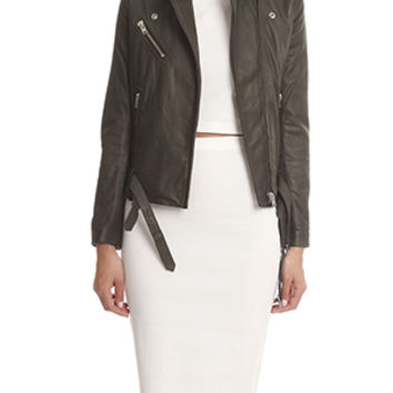 IRO Jone Perfecto Leather Jacket