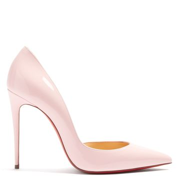 Iriza 100 patent-leather pumps | Christian Louboutin | MATCHESFASHION.COM US