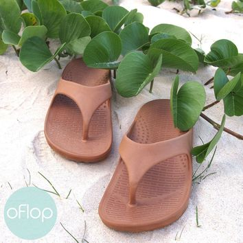 Brown Flip - Pali Hawaii Thong Sandals