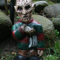 The Springwood Terror - Nightmare Horror Gnome