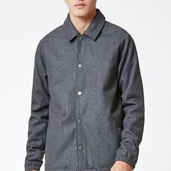 RVCA Wrenchman Wool Coach Jacket at PacSun.com