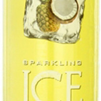 Sparkling Ice Coconut Pineapple 17 oz Bottles - Case of 12