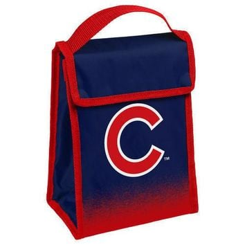 MLB Chicago Cubs Insulated  Lunch Bag Cooler