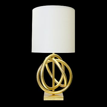 Worlds Away Nathan Table Lamp