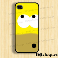 iPhone 5 Case The Simpson Homer - iPhone 4 Case  Samsung Galaxy S3 case