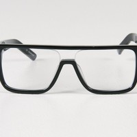 Alkes optical black by ksubi Oak