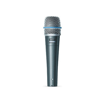 Shure Beta 57A Supercardiod Dynamic Instrument Microphone