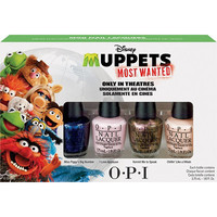 Muppets Most Wanted 4PC Mini Collection