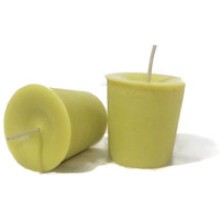 Dude scented soy votive candles, free USA shipping!