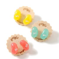 gargle Jelly Bean Earrings
