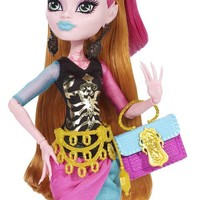 MONSTER HIGH® Scare Mester™ Gigi Grant™ Doll - Shop.Mattel.com